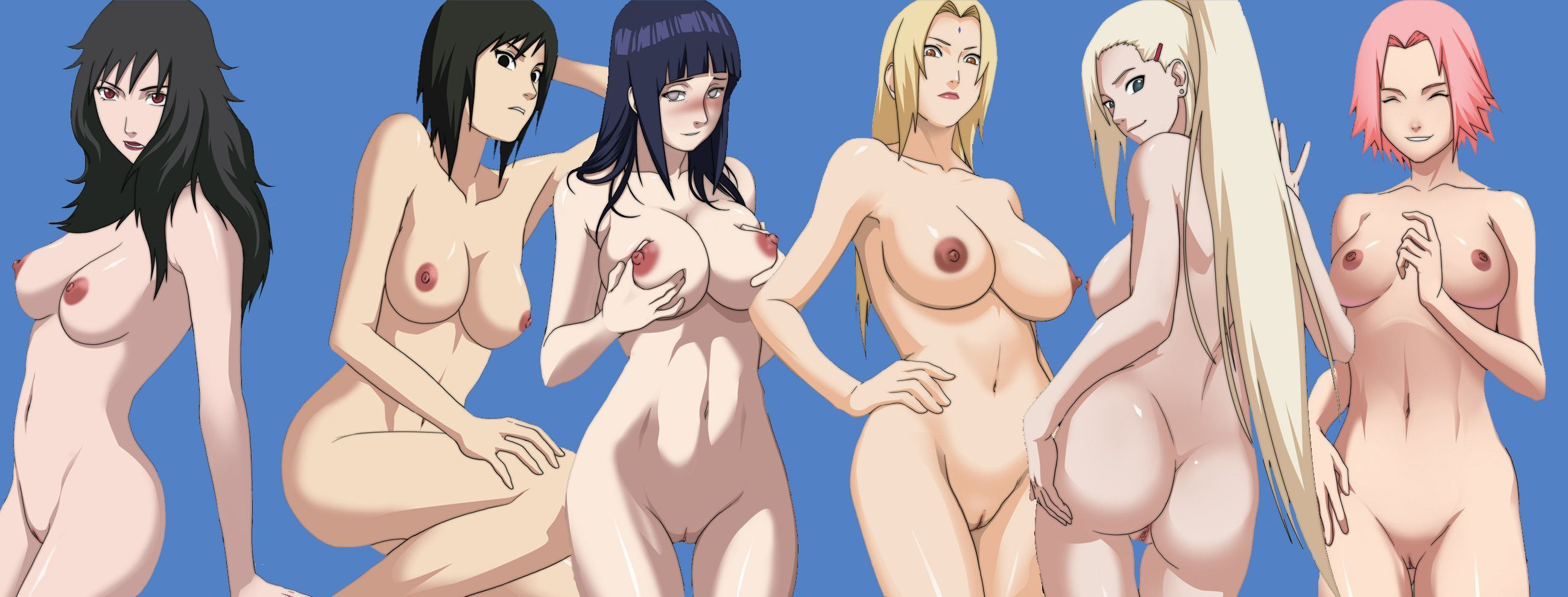 Are naruto girls nude pics apologise